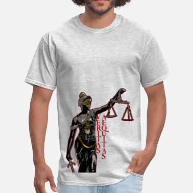 Truth Justice Truth and Justice - Men's T-Shirt