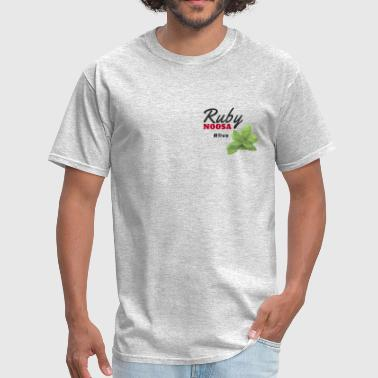 RubyNoosa basil - Men's T-Shirt