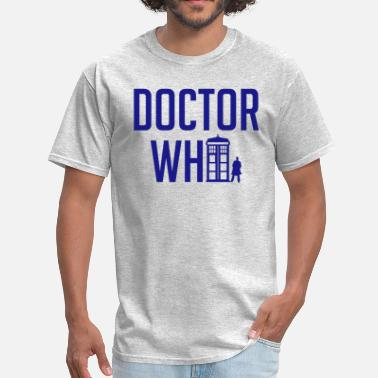 Doctor Who Quotes Doctor Who - Men's T-Shirt