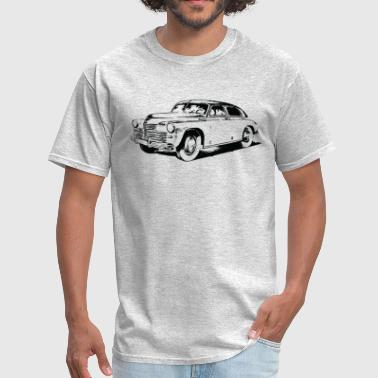 Vintage Car Old Automobile - Men's T-Shirt