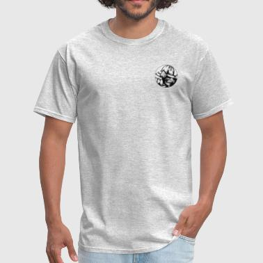 Kensei Circle Logo - Men's T-Shirt