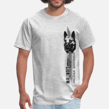 Mechelse Herder Malinois - Belgian shepherd - Mechelaar  - Men's T-Shirt