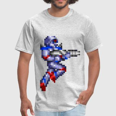 Amiga Pc Turrican  - Men's T-Shirt