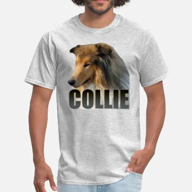 Rough Collie - Men's T-Shirt