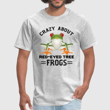 Red Frog Red Eyed Tree Frog Shirt - Men's T-Shirt