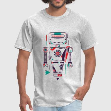 The Robot - Men's T-Shirt