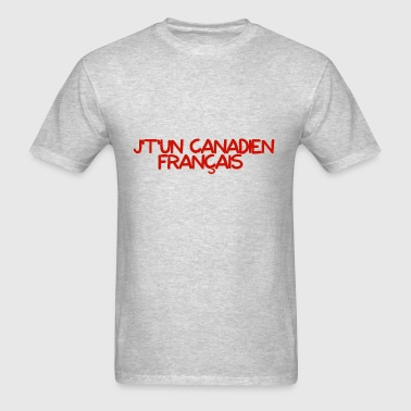 Canadien Francais - Men's T-Shirt