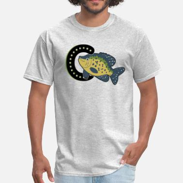 Crappie Fishing Is For Crappie Fish Shirt - Men's T-Shirt