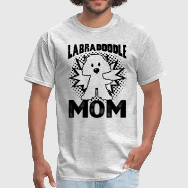 Labradoodle Mom Shirt - Men's T-Shirt