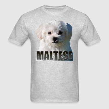 Maltese - Men's T-Shirt