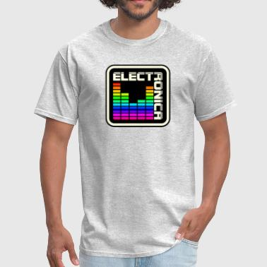 ‏‏Wonderful Electronica - Men's T-Shirt