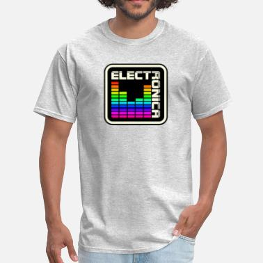 Electronica ‏‏Wonderful Electronica - Men's T-Shirt