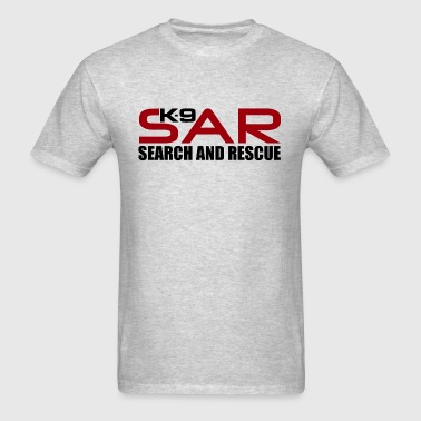K-9 Search and Rescue - Men's T-Shirt
