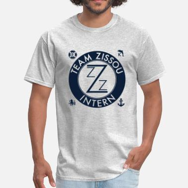 Zissou Team Zissou Intern - Men's T-Shirt