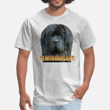 Newfoundland Dog Newfoundland Dog - Men's T-Shirt