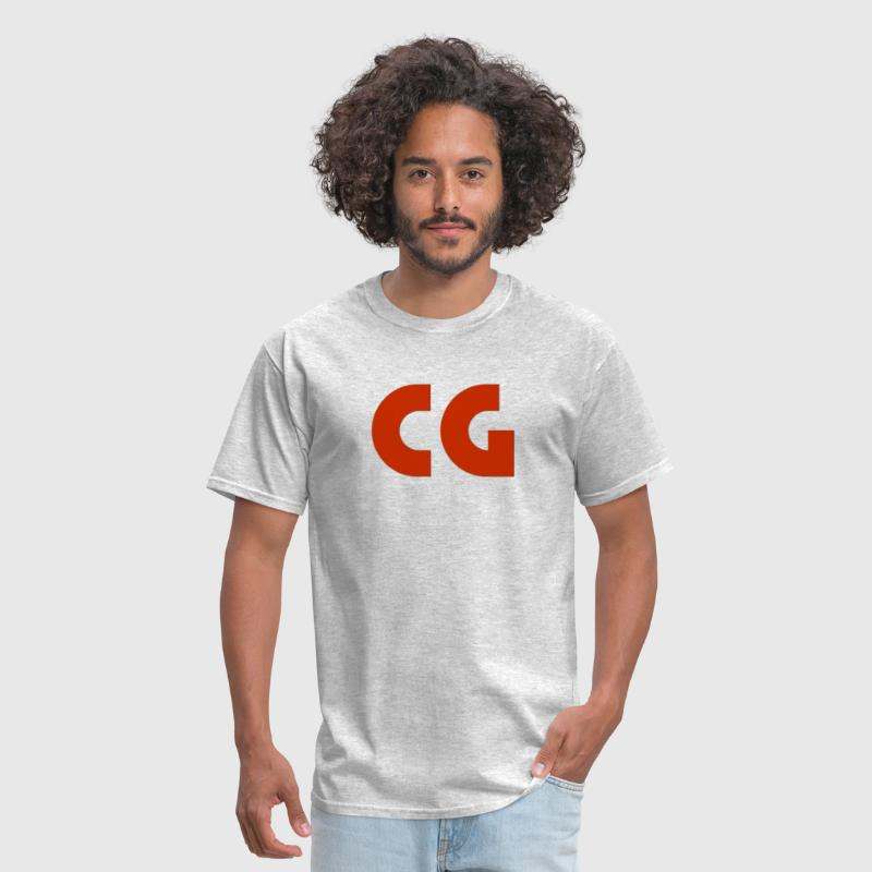 Men's CG shirt - Men's T-Shirt