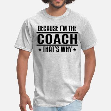 Crossfit Coach Coach - Men's T-Shirt