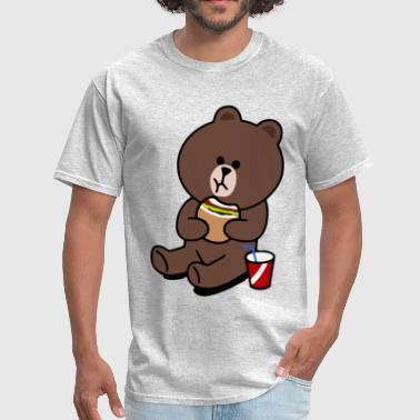 Cartoon Cute & Funny Cartoon 143 - Men's T-Shirt