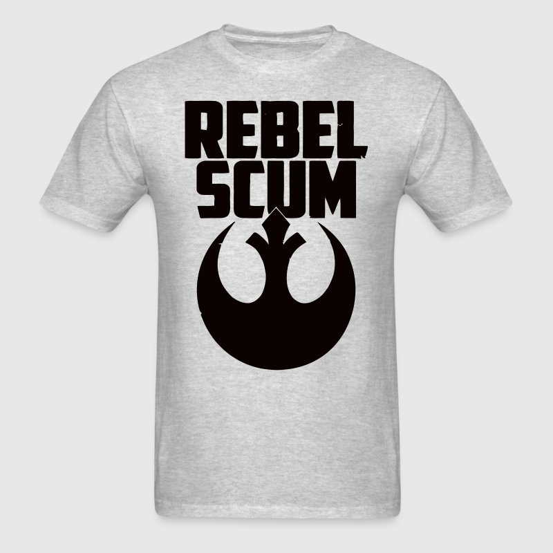 Rebel Scum - Men's T-Shirt