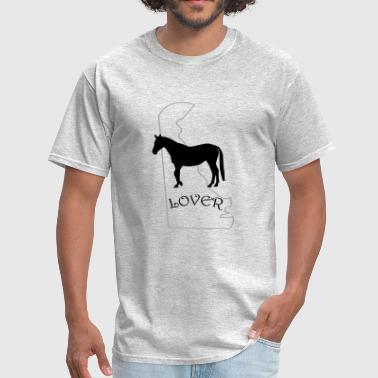 Delaware Horse Lover Gift - Men's T-Shirt