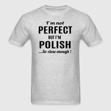 Polish - Men's T-Shirt