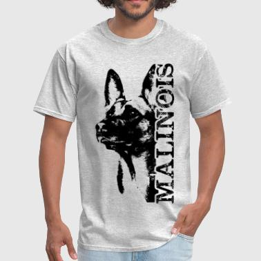 Malinois - Belgian shepherd - Mechelaar  - Men's T-Shirt