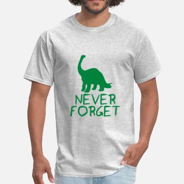Forget Never Forget - Men's T-Shirt