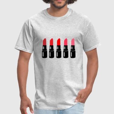 lipstick - Men's T-Shirt