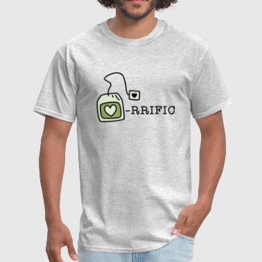Tea rrific T Shirt - Men's T-Shirt
