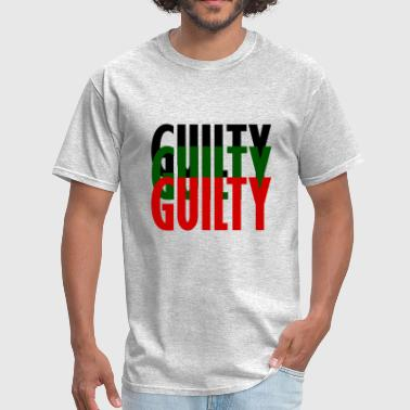 guilty - Men's T-Shirt