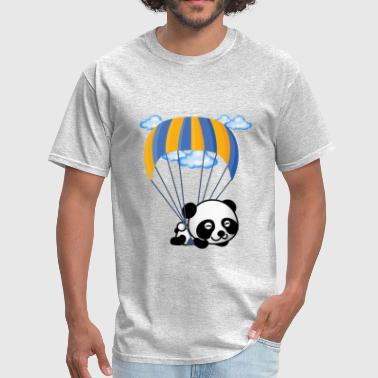Flying Panda - Men's T-Shirt