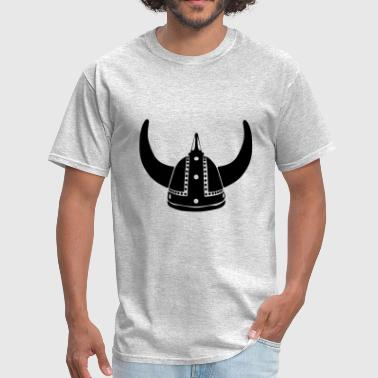 Viking Helmet - Men's T-Shirt