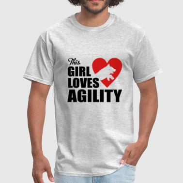 agility - Men's T-Shirt