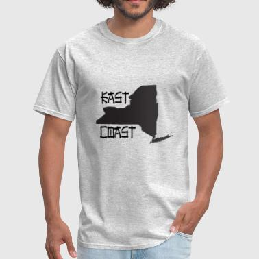 East Germany east coast - Men's T-Shirt