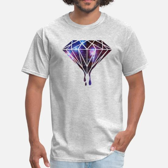004d92904 Diamond Universe-Gift-hipster-galaxy-trend-cool Men's T-Shirt ...