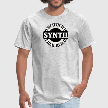 Synth Keyboard - Men's T-Shirt
