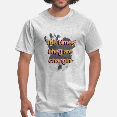 Changing Times - Men's T-Shirt