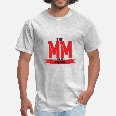 Marksman the marksman MM - Men's T-Shirt