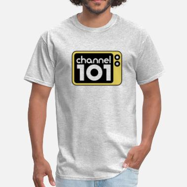 101 Funny Channel 101 - Men's T-Shirt