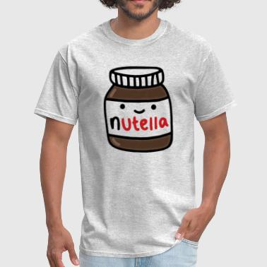 nutella cute - Men's T-Shirt