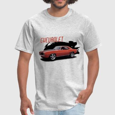Custom Original Custom Old Camaro - Men's T-Shirt