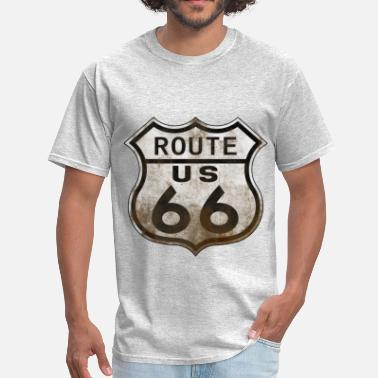 Route Route 66  n - Men's T-Shirt