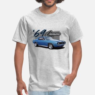 1969 Chevrolet Camaro Ss 1969 Camaro - Men's T-Shirt