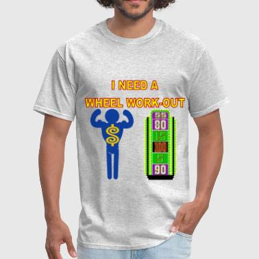 TV Game Show Apparel - TPIR (The Price Is...)Wheel - Men's T-Shirt