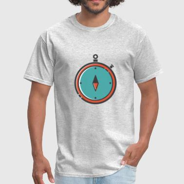 stopwatch - Men's T-Shirt