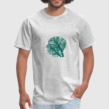 Minds Branches - Men's T-Shirt