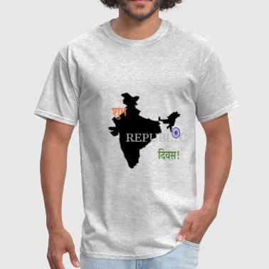 Republic Day Happy Republic Day (India) - Men's T-Shirt