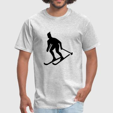 skier - Men's T-Shirt