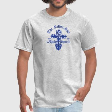 Father Son Holy Spirit Father Son Holy Spirit - Men's T-Shirt