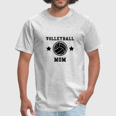Volleyball Moms Volleyball Mom - Men's T-Shirt